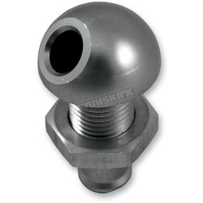 Blowsion 45 degree Clear Bypass Fitting - 0403018