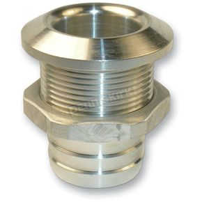 Pro Jet Sports Polished Straight Billet Bilge Fitting for 1100 GPH Bilge Pump Systems - 5048