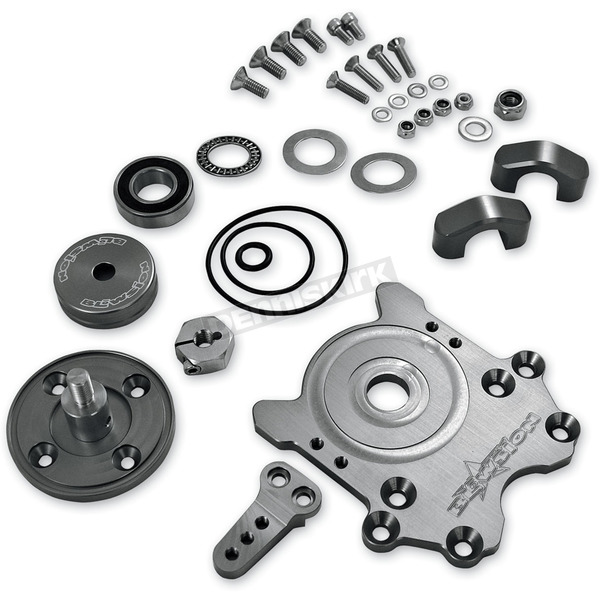 Blowsion Short Yamaha Billet Steering System - 0305004