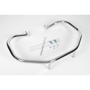 MC Enterprises Full Size Chrome Engine Guards - 1000-22
