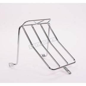 MC Enterprises Deluxe Rear Fender Mini Rack - 12132