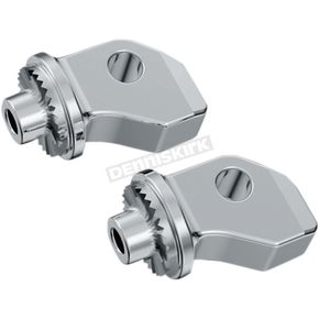 Kuryakyn Splined Adapter Mounts - 8836