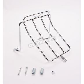 MC Enterprises Deluxe Rear Fender Mini Rack - 121-36