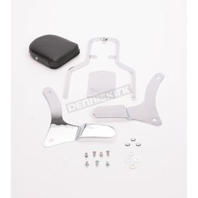 MC Enterprises Sissy Bar w/Studded Pad - 290-35