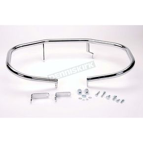 MC Enterprises Full Size Chrome Engine Guards - 1000-16