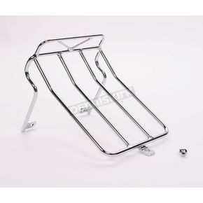 MC Enterprises Deluxe Rear Fender Mini Rack - 121-37