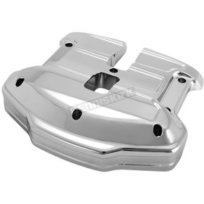 Chrome Scallop Rocker Box Cover - 0177-2070-CH