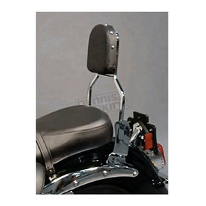 MC Enterprises Sissy Bar w/Studded Pad - 290-44