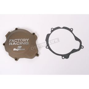 Factory Racing Ignition Cover-Magnesium - SC-12M