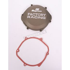 Boyesen Factory Racing Magnesium Clutch Cover - CC-02M