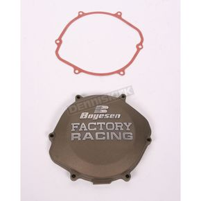 Factory Racing Clutch Cover - CC-02AM