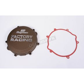 Factory Racing Clutch Cover - CC-22M