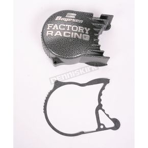 Boyesen Factory Racing Ignition Cover-Magnesium - SC-05