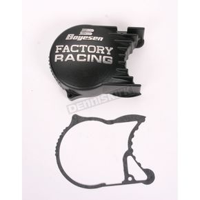 Boyesen Factory Racing Black Ignition Cover - SC-05B