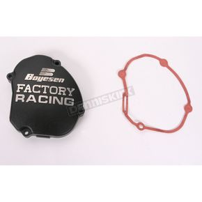 Boyesen Factory Racing Black Ignition Cover - SC-33AB