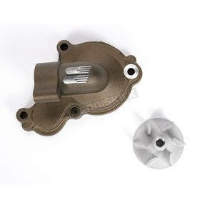 Boyesen Supercooler Water Pump Cover and Impeller Kit - WPK-38M