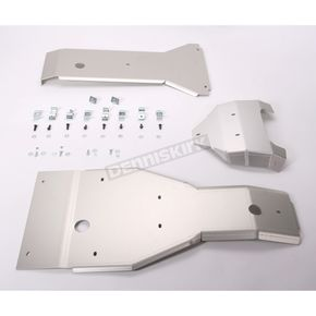 Moose Full Chassis Aluminum Skid Plate - 0506-0157