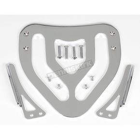 Show Chrome Sissy Bar Luggage Rack - 55-322