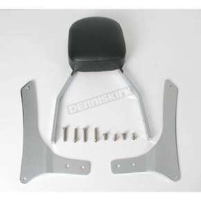Cobra Tall Square Sissy Bar w/Pad - 02-5330
