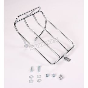 MC Enterprises Deluxe Rear Fender Mini Rack - 121-24