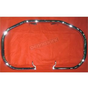 MC Enterprises Full Size Chrome Engine Guard - 1000-38