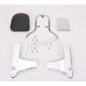 MC Enterprises Sissy Bar w/Plain Pad - 291-40