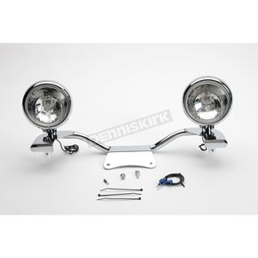 Cobra Steel Lightbar/Spotlights - 04-0461