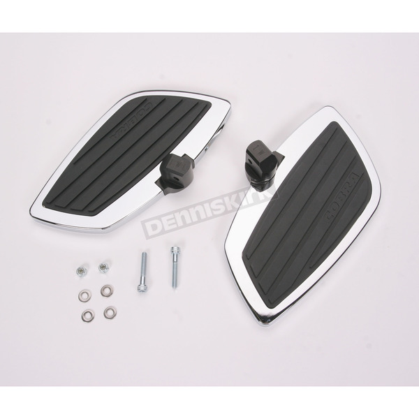 Cobra Swept Rear Floorboard Kit - 06-4665