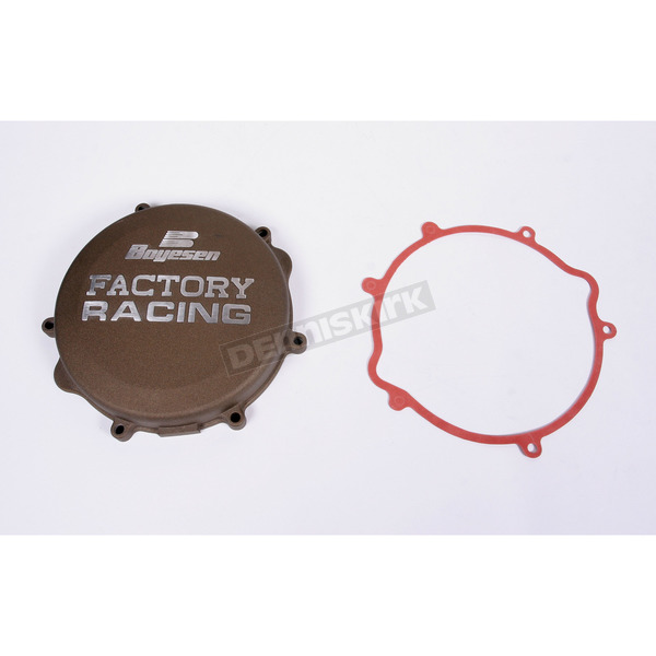 Boyesen Factory Racing Magnesium Clutch Cover - CC-22M