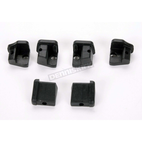 Kuryakyn Rubber Pads for Stiletto Pegs - 4485