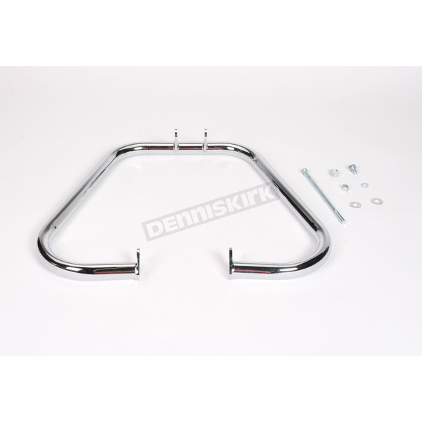 MC Enterprises Full Size Chrome Engine Guards - 1000-31