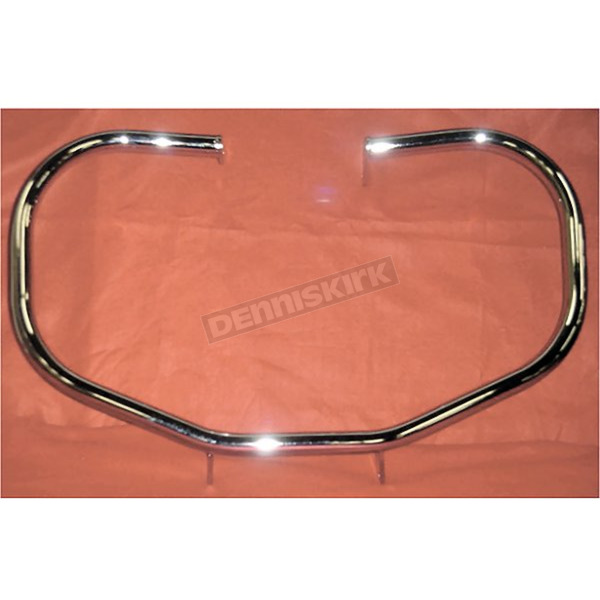 MC Enterprises Full Size Chrome Engine Guards - 1000-41