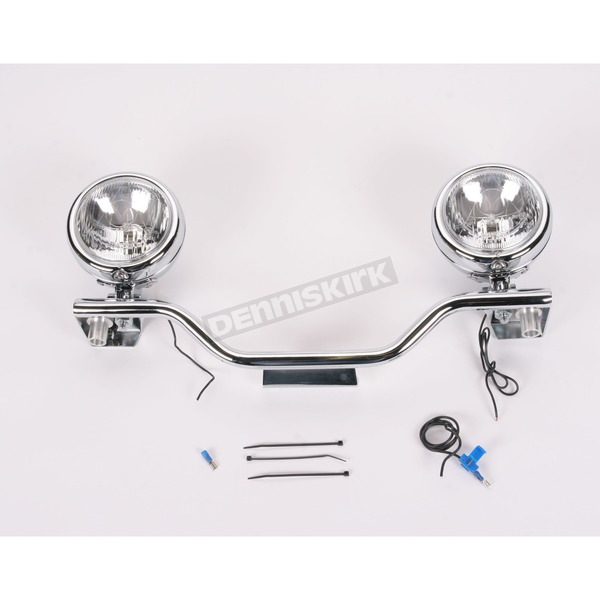 Cobra Steel Lightbar/Spotlights - 04-0241