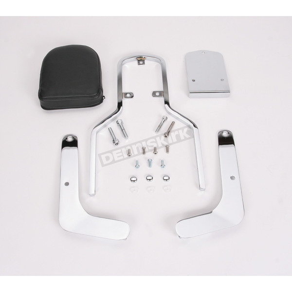MC Enterprises Sissy Bar w/Plain Pad - 291-19