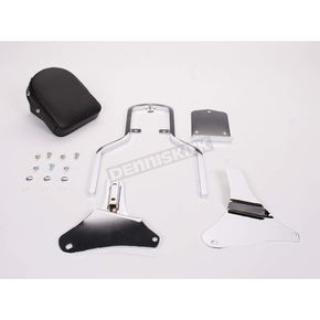 MC Enterprises Sissy Bar w/Studded Pad - 2909