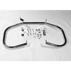 MC Enterprises Full Size Chrome Engine Guard - 1000-15