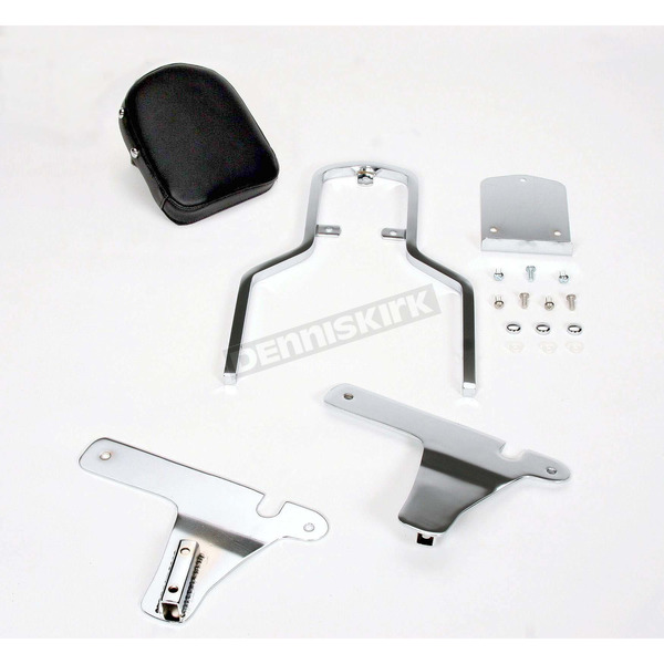 MC Enterprises Sissy Bar w/Studded Pad - 290-40