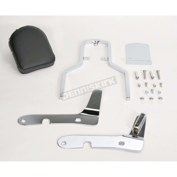 MC Enterprises Sissy Bar w/Studded Pad - 290-32