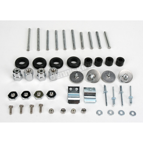 Saddlemen Docking Post Fastener Kit - 3501-0336