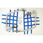Alloy Nerf Bars w/Blue Webbing - 60-4455