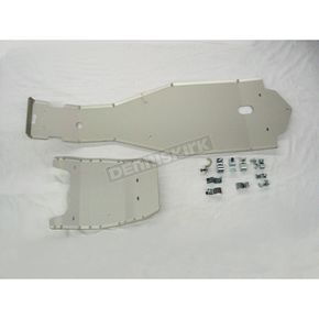 Moose Full Chassis Aluminum Skid Plate - 0505-0083