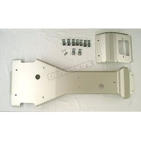 Moose Full Chassis Aluminum Skid Plate - 0505-0085