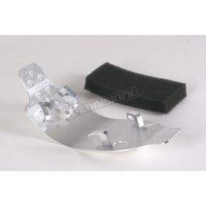 Works Connection MX Aluminum Skid Plate - 10-092