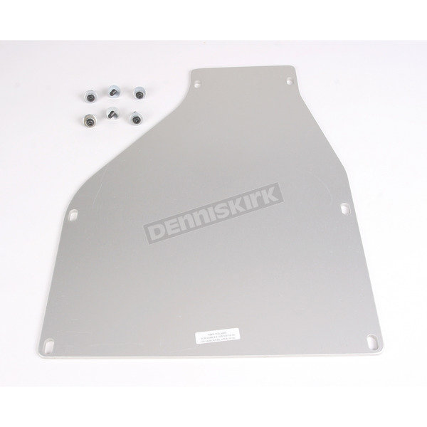 Moose Full Chassis Aluminum Skid Plate - M800-89