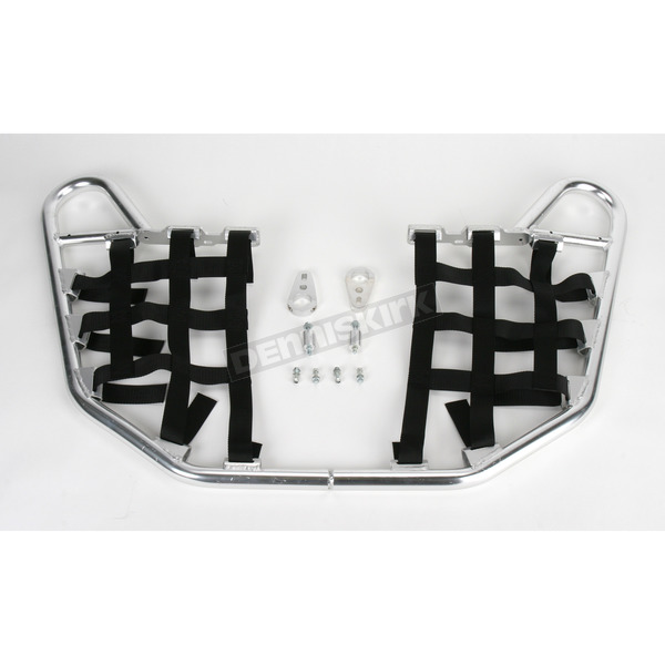Motorsport Products Alloy Nerf Bars w/Black Webbing - 81-2201