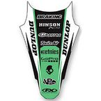 Kawasaki Rear Fender Graphic Kit - 19-32122