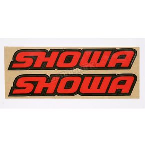 Factory Effex Showa Fork and Swingarm Stickers - 27049