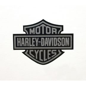 Harley-Davidson Inc Bar and Shield Harley Davidson Decal-2 3/4 in. x 3 1/2 in.  - 1400482