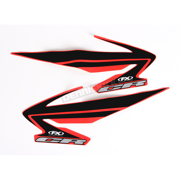 Factory Effex 07 Style OEM Tank/Shroud Graphics - 10-05320
