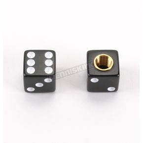 Trik Topz Dice Caps for Valve Stems - 53221